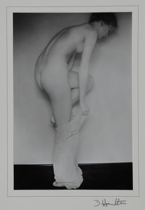 Hamilton David, Nude
