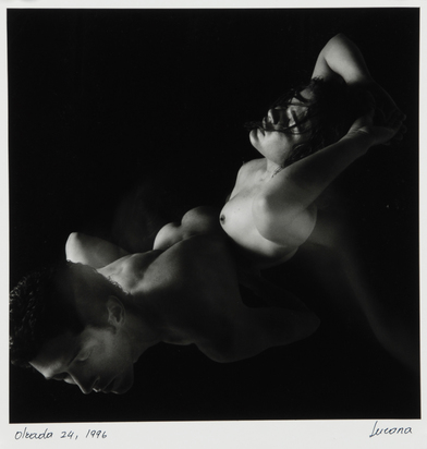 "Lucana (Ana Lucia Pérez Tobón), Oleada 24, from the series ""Sentir"""