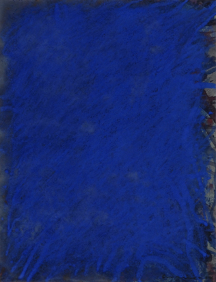 Berner Bernd, 3 Blätter: Flächenraum rosa, 1964; Flächenraum blau, 1964; Flächenraum lila