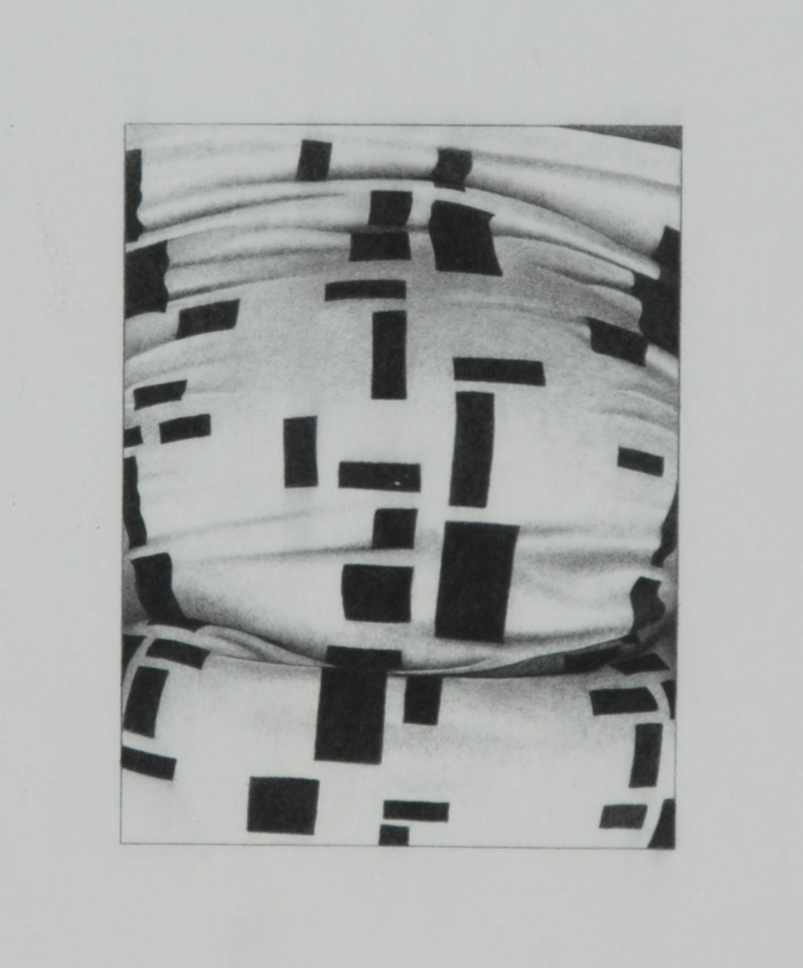 Blume Anna, 2 sheets: Alles das, was wir unter Form und Körper verstehen, ist Gedanke! Malewitsch 1922