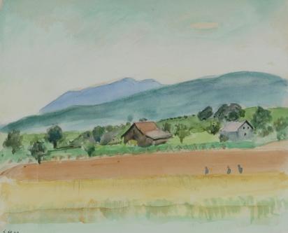 Morgenthaler Ernst, Uetliberg
