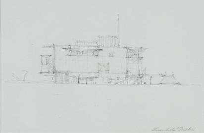 Maki Fumihiko, Study for Tepia Sciene Pavillion Tokyo