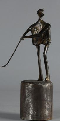 Metzler Kurt Laurenz, Golfspieler