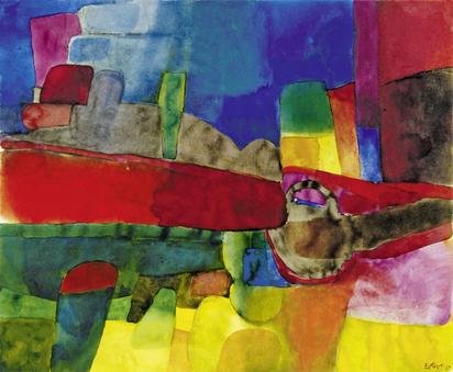 Estève Maurice, Composition (1013-A-1969)