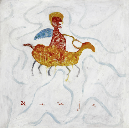 Bosilj Ilija, Himmlischer Reiter