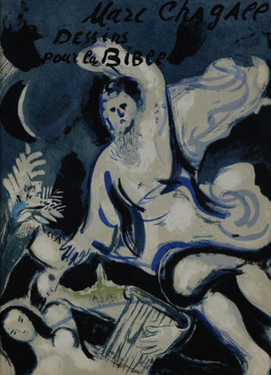 Chagall Marc, Book. Bible. Verve, Vol. VIII, Nos. 33 et 34
