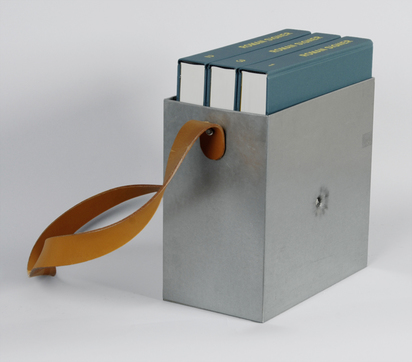Signer Roman, 3 books: Catalogues Raisonné. Peter Zimmermann. Roman Signer, Werkübersicht, Volume I: 1971-1983, Volume II: 1983-1993, Volume III: 1993-2002