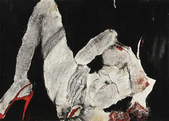 Rondinone Ugo, Untitled, 1983
