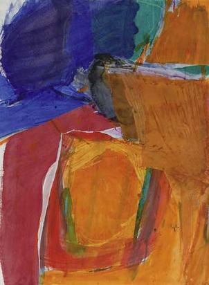 Iseli Rolf, Untitled, 1964/65