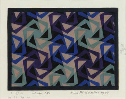 Hinterreiter Hans, Studie 321, 1941