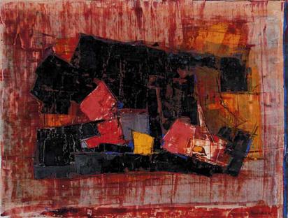 Bott Francis, Composition, 1965-66