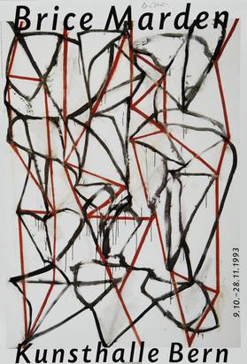 Ausstellungsplakate, 19 Plakate: M. Disler; D. Roth; Christo; R. Iseli; A. Aeppli; B. Marden; S. Chia; J. Kounellis usw.