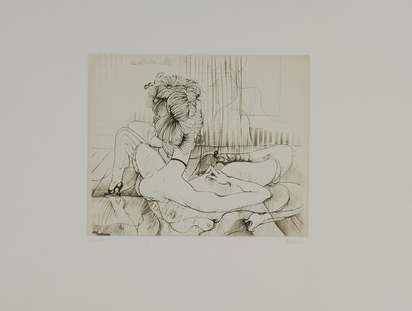 Bellmer Hans, Erotic Compositions