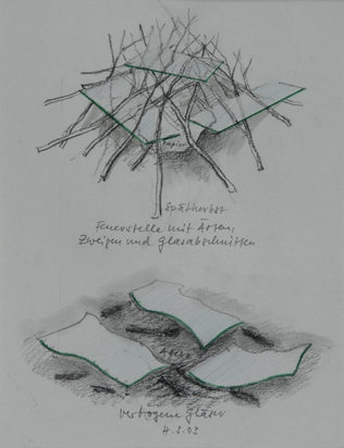 Suter Hugo, Zeichnung