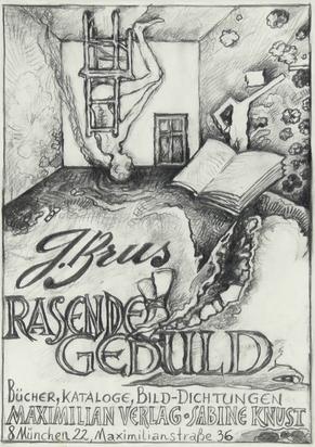 Brus Günter, Rasende Geduld, 1980er Jahre