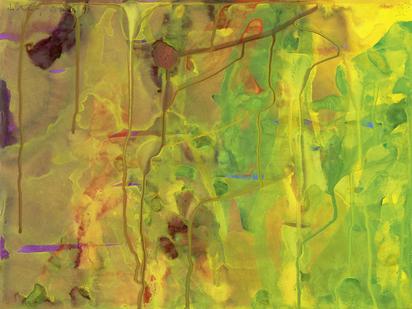 Richter Gerhard, Untitled, 5. March 91