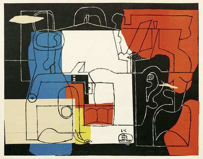 Corbusier Le, Bouteilles