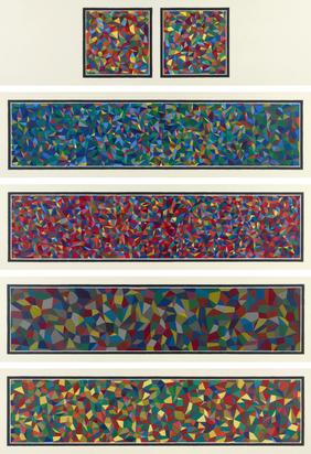 Lewitt Sol, Portfolio. Complex Forms