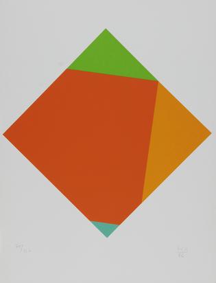 Bill Max, Mappe.  Acht transcolorationen