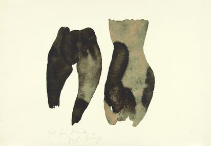 Beuys Joseph, Zwei weibliche Torsi