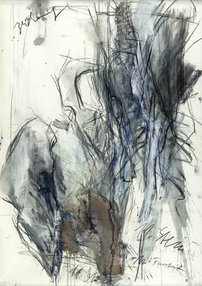 Iseli Rolf, Zeichnung der 11. Stein