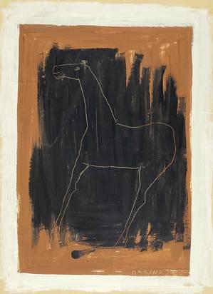 Marini Marino, Cavallo