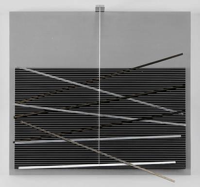 Soto Jesús Rafael, Vibrations métalliques