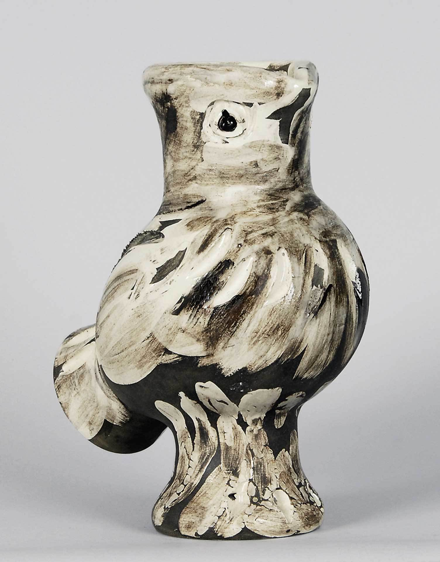 Picasso Pablo, Wood-owl