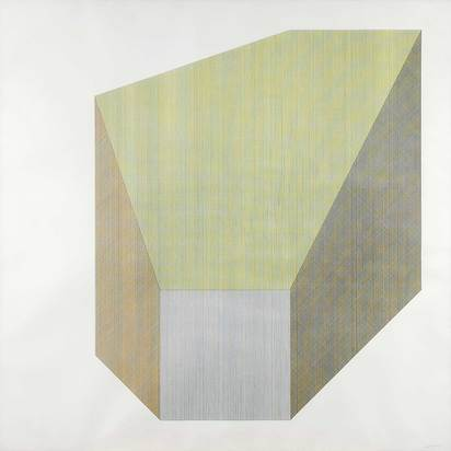 Lewitt Sol, Cube out of Proportion