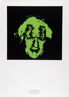 Kippenberger Martin, Warhol ist nicht Klein