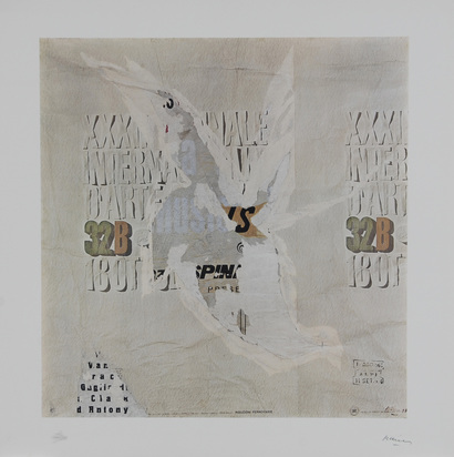 Grafik 20.Jh., Ars Viva Edition, N. R. par Attilio Codognato