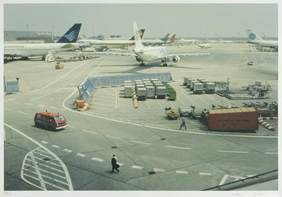 Fischli Peter, Airport Frankfurt am Main