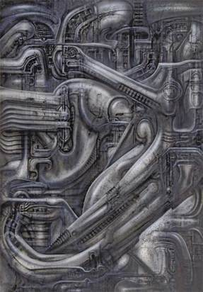 Giger H.R., Biomechanisches Interieur