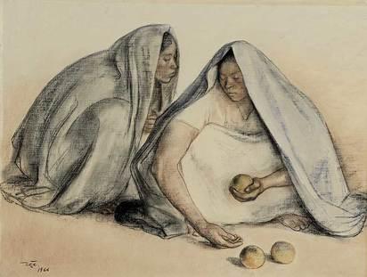 Zuniga Francisco, Vendedoras de Fruta
