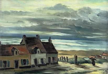Masereel Frans, Au bord de la mer
