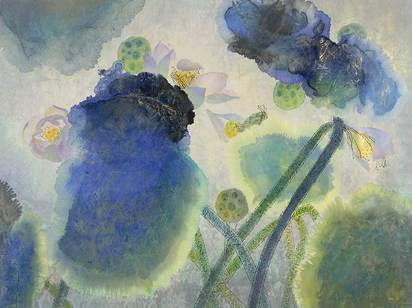 Yanping Yang, Morning Dew (Summer Lotus)