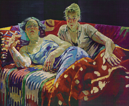 Hausner Xenia, Nachthunger, 1998