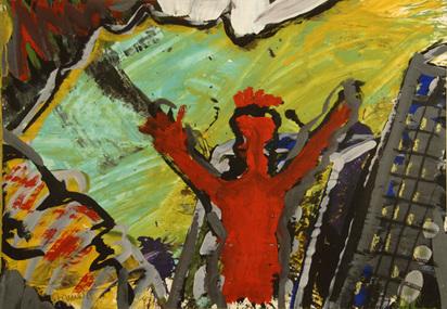 Zimmer Bernd, Untitled, 1989