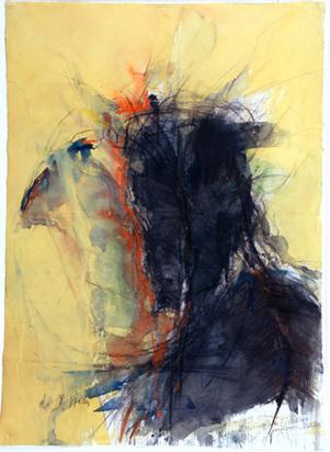 Iseli Rolf, Der 8. Stein. innwendig + auswendig = gleichwichtig, 1985