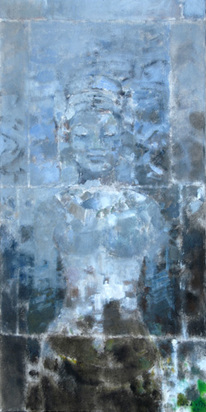 Sigg Hermann-Alfred, Tempelfigur VI, 1973