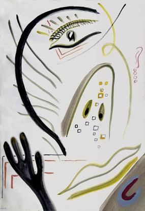 Polke Sigmar, Untitled, 1968