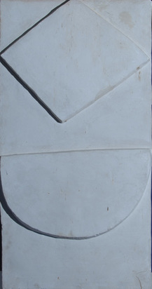 Müller Otto, Relief I, 1960
