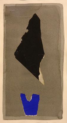 Santomaso Giuseppe, Composition, 1975