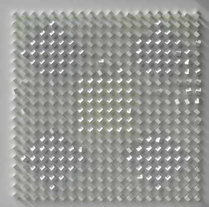 Tomasello Luis R., Atmosphère chromoplastique N. 645, 1988