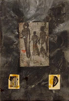 Sarmento Juliao, Ohne Titel, Werk Nr. 583, 1987