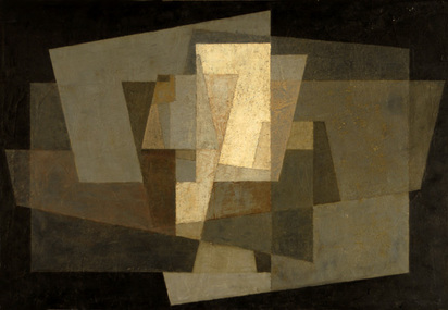 Gessner Robert Salomon, Im Dunkel schimmernd, 1960