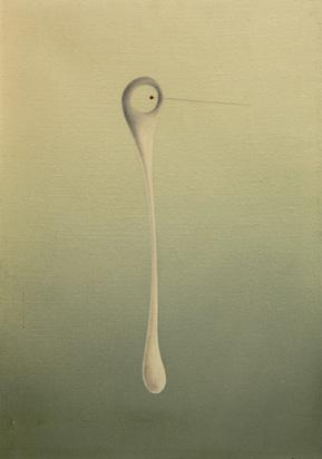 Tutundjian Léon Arthur, Composition surréaliste, 1929