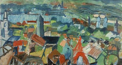 Kuhn Friedrich, Zürich, 1955