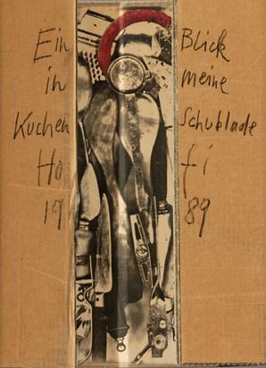 Hofkunst Alfred, Chuchichäschtli, 1989: Ein Blick in meine Küchenschublade