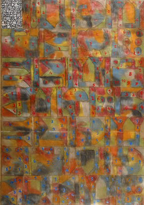 Sabatier Roland, Fragmentatio, 1974